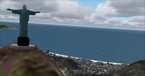 Rio tsib Janeiro Photoreal V9.0 FS2004