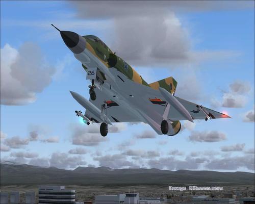 Dassault ሲሪብዱ III EZ FS2004