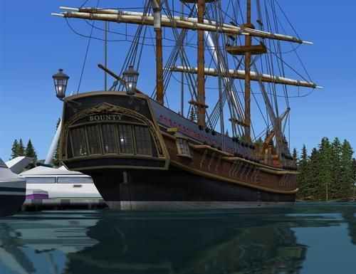 HMS Bounty Replica FSX & P3D