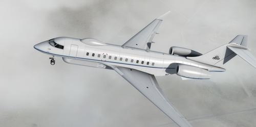 Bombardier / Northrop Grumman E-11A Sentinel FSX & P3D