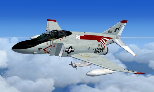 Iris Phantom AS-GA Megapack FSX  &  P3D