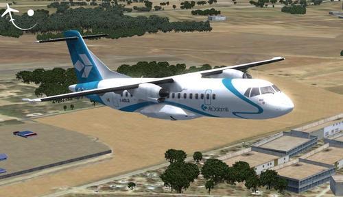 Virtualcol ATR 42 seriyası FSX  &  P3D