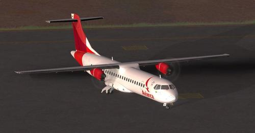 Virtualcol ATR 72 seriyası FSX  &  P3D