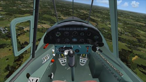 Zlin Z137T Turbocmelak FSX & P3D & FS2004