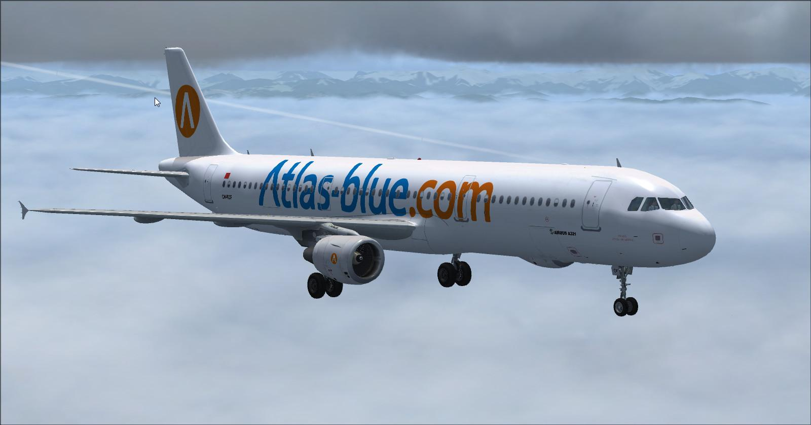 A321-211 Atlas-Blue