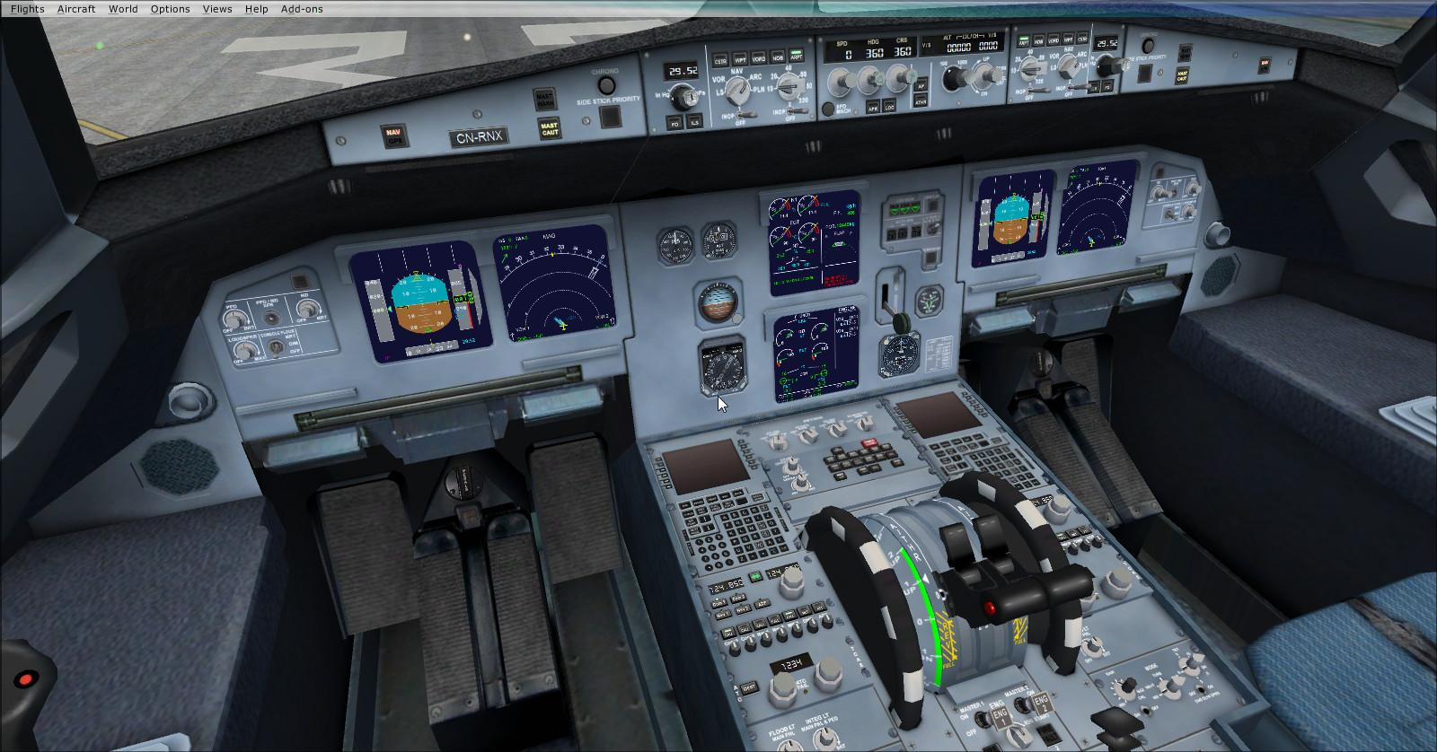 A321-211 कुलपति