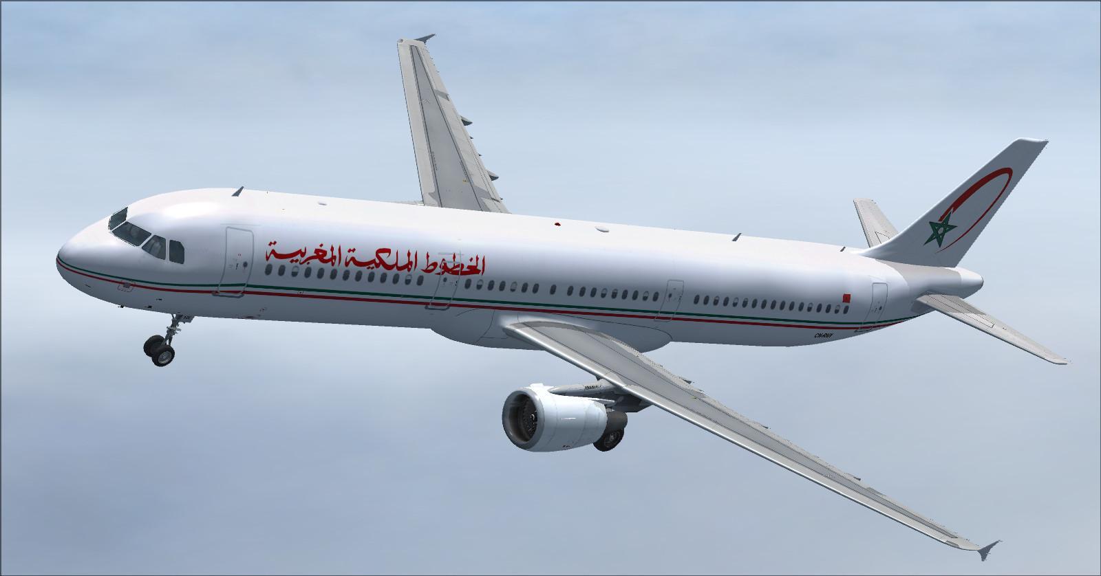 Airbus A321-211 RAM