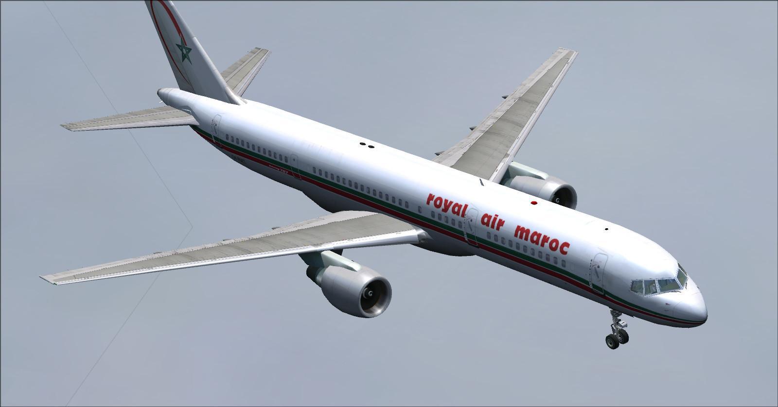 Boeing 757-200 RAM