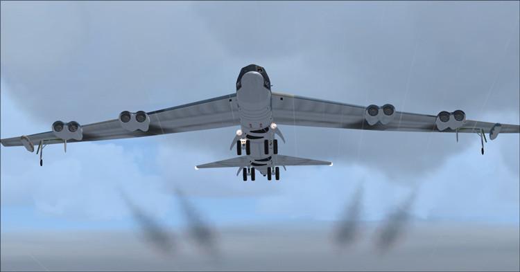 Cara B-52