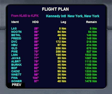 Flightplan Popup လေး