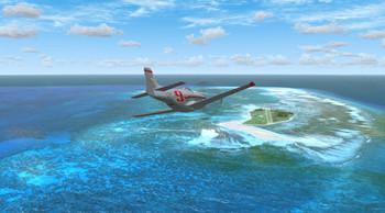جزیره پلته fsx شست